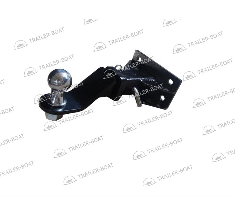 Фаркоп Toyota Hilux Pick Up 2004-2015, под квадрат, 28587
