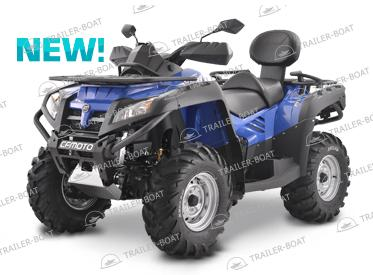 Квадроцикл ATV CFMOTO X8 Basic